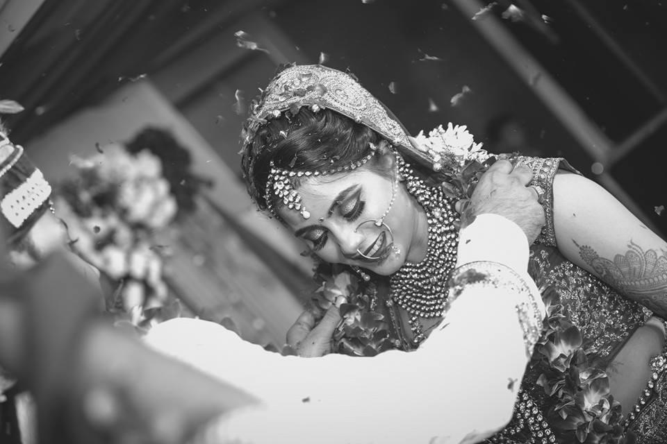 Candid Bridal Shot by Amish Photography Wedding-photography | Weddings Photos & Ideas