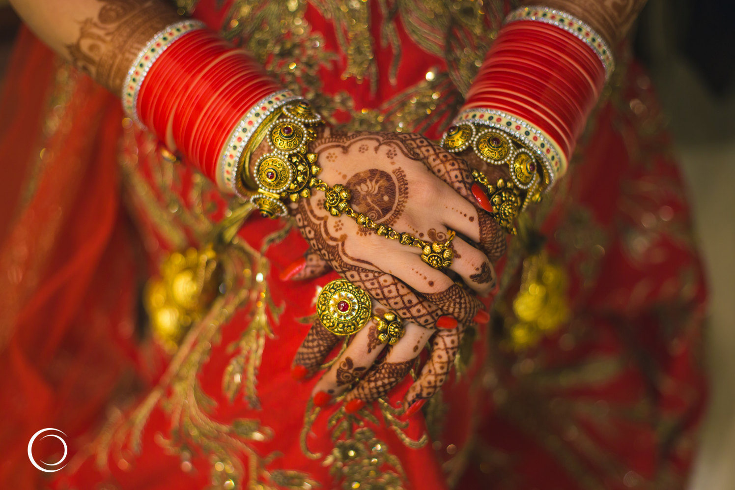 Hands Embellished With Jewelry And Henna! by Amish Photography Wedding-photography | Weddings Photos & Ideas