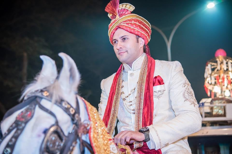He is all set to take his princess with him! by Amish Photography Wedding-photography   Weddings Photos & Ideas