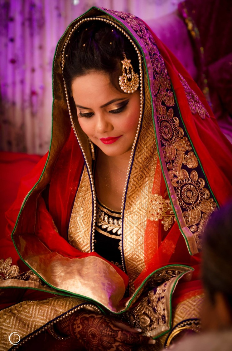 Capturing the beautiful bride by Amish Photography Wedding-photography | Weddings Photos & Ideas