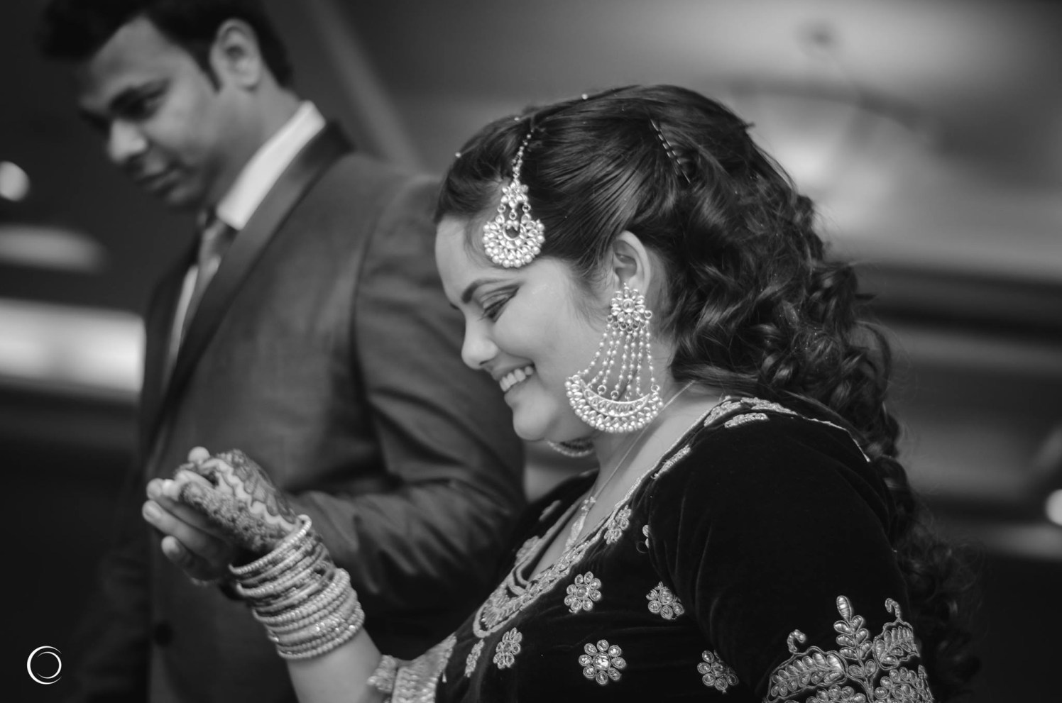 Candid Bridal Shot by Amish Photography Wedding-photography | Weddings Photos & Ideas