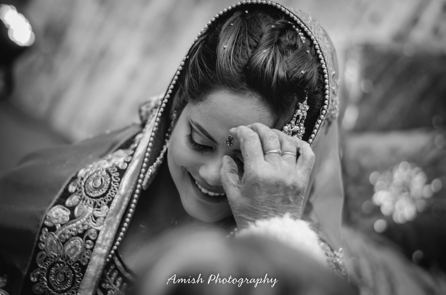 Candid Shot by Amish Photography Wedding-photography | Weddings Photos & Ideas
