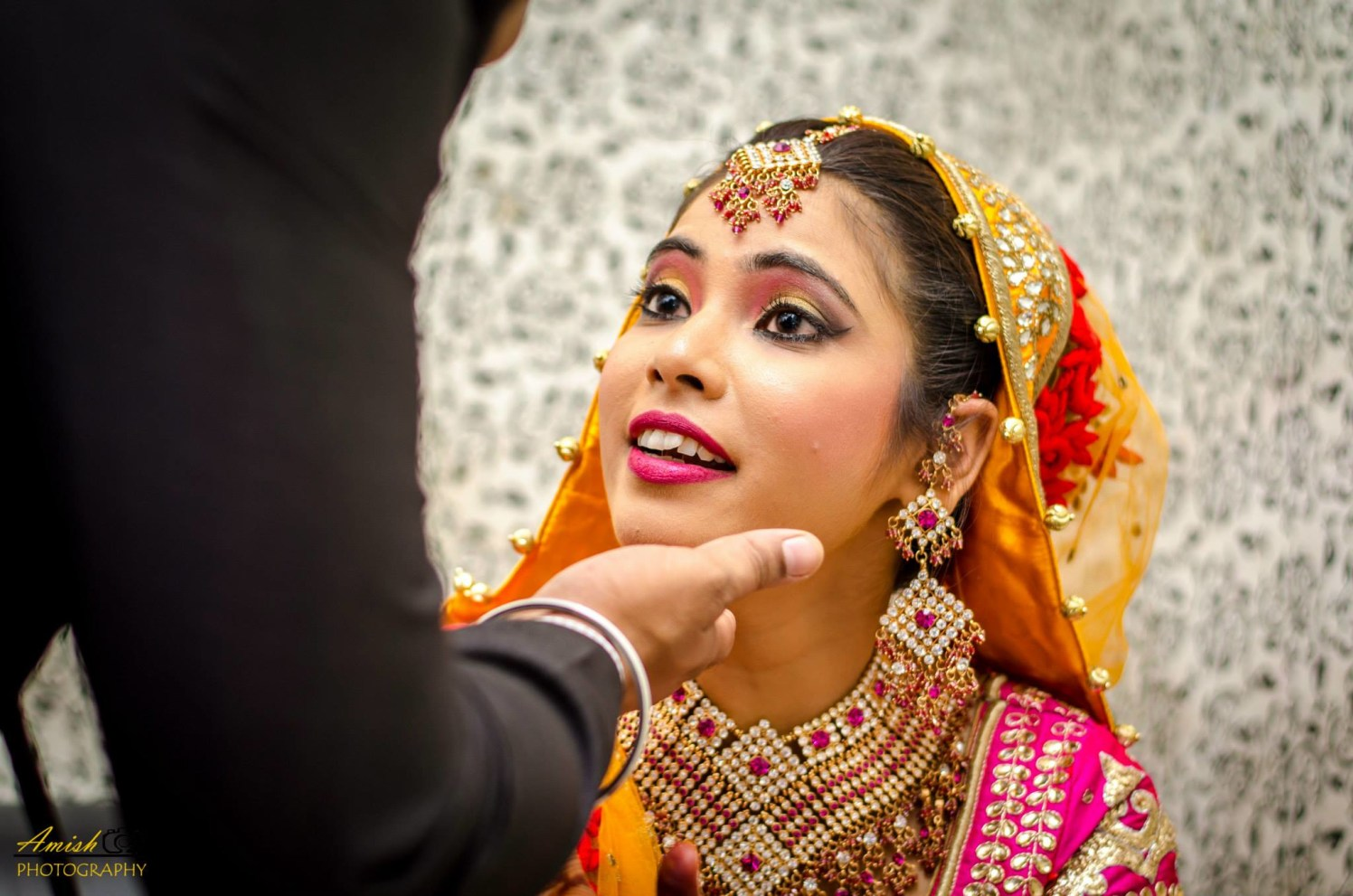 Mesmerizing Beauty of Bride by Amish Photography Wedding-photography | Weddings Photos & Ideas