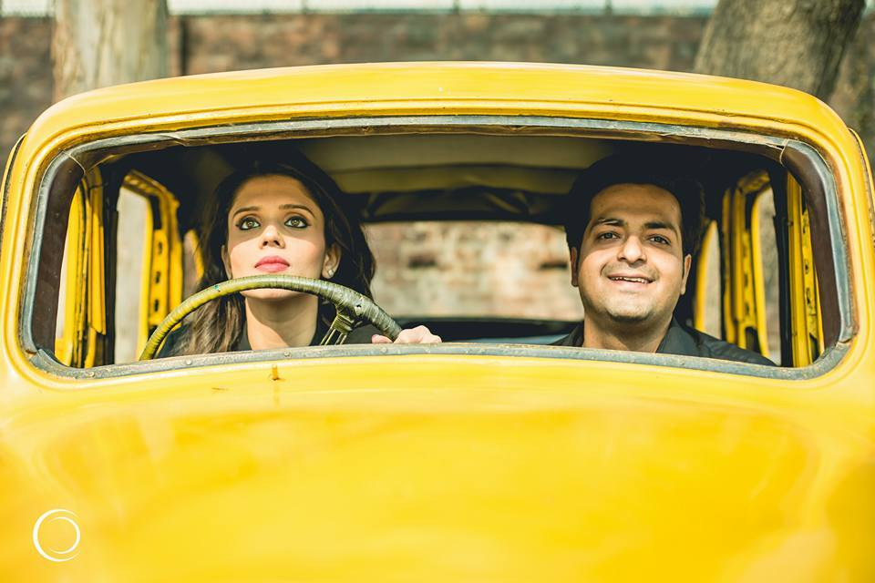 Quirky pre-wedding shoot by Amish Photography Wedding-photography | Weddings Photos & Ideas