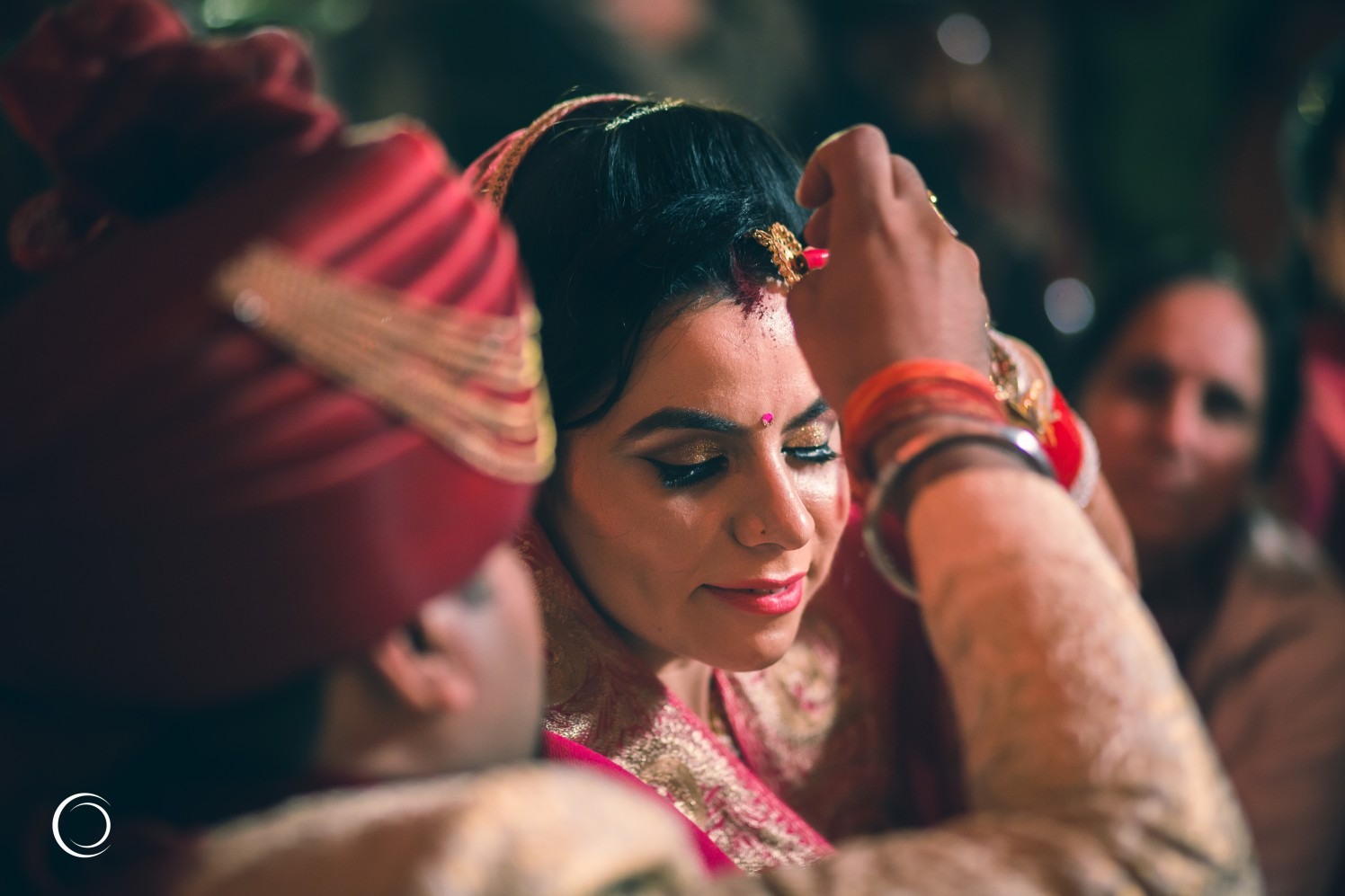 Colouring Her Red by Amish Photography Wedding-photography | Weddings Photos & Ideas