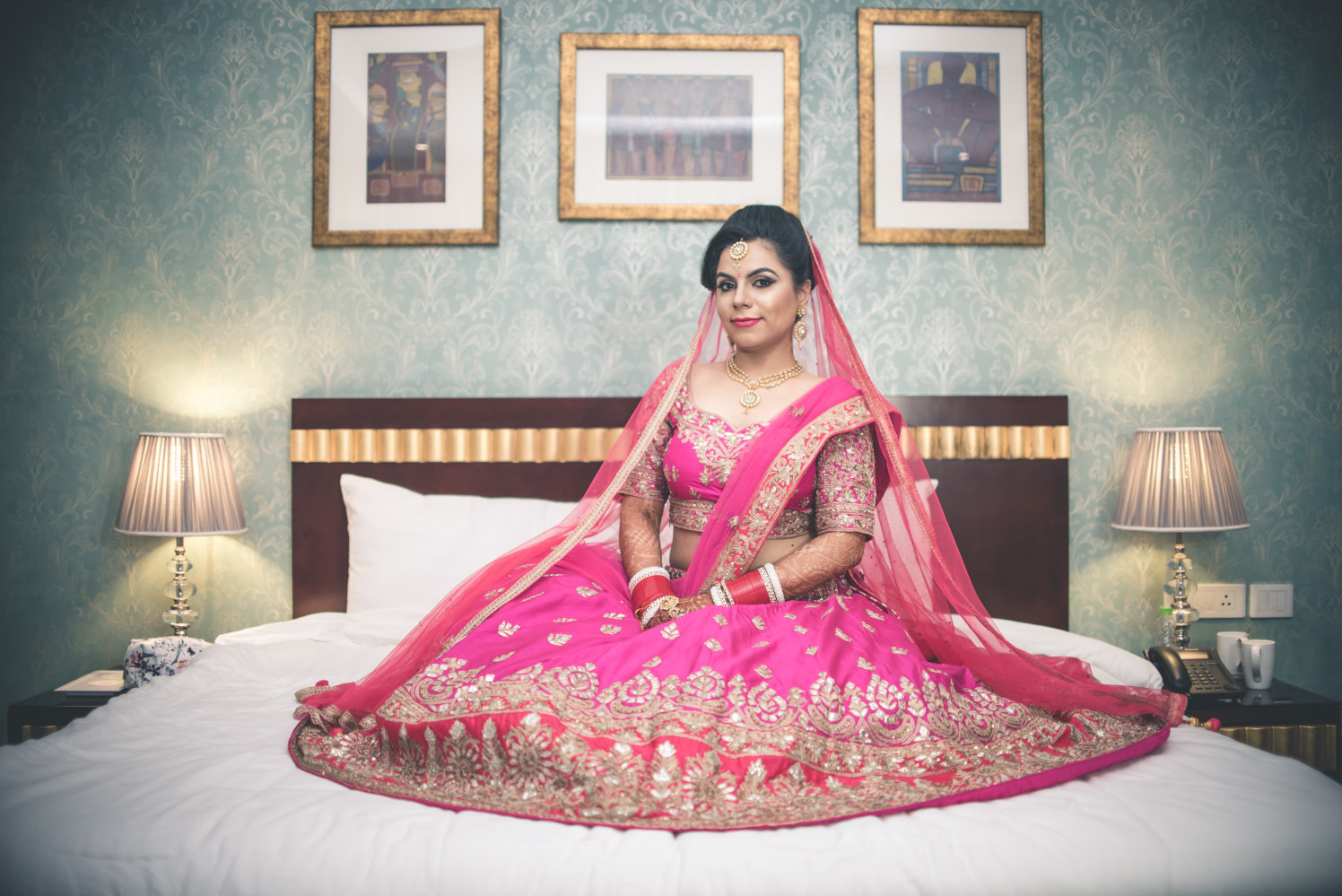 The Princess In Pink by Amish Photography Wedding-photography | Weddings Photos & Ideas