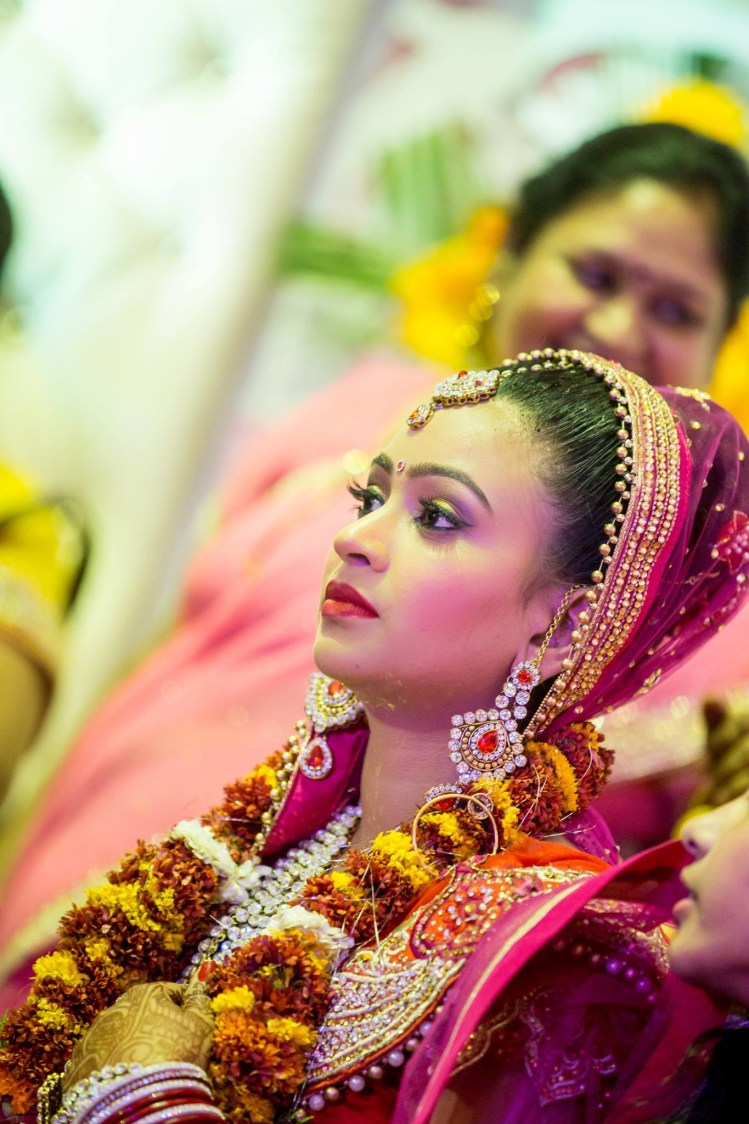Captivating Bridal look by Amish Photography Wedding-photography | Weddings Photos & Ideas