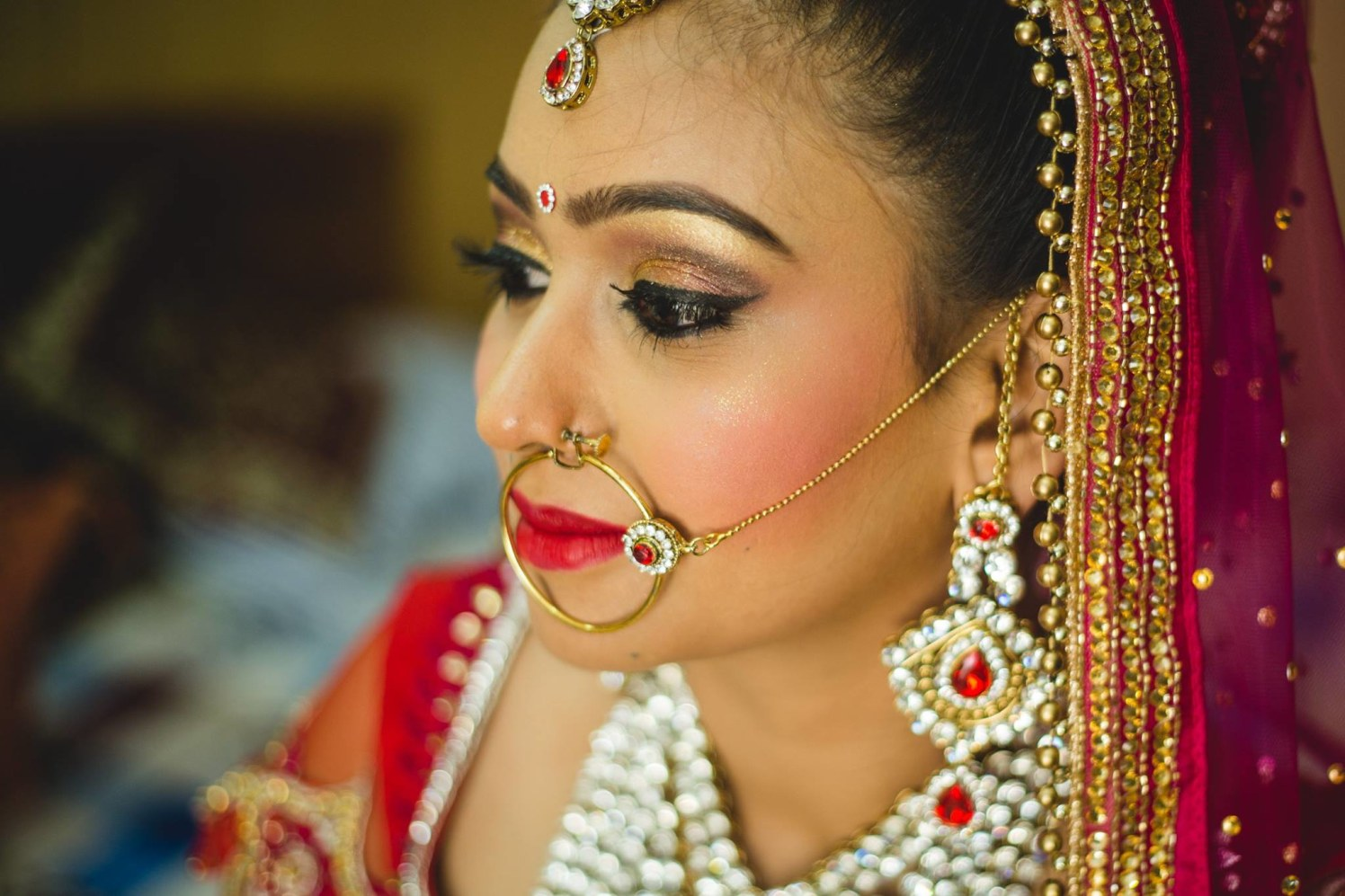 Bridal Look by Amish Photography Wedding-photography | Weddings Photos & Ideas