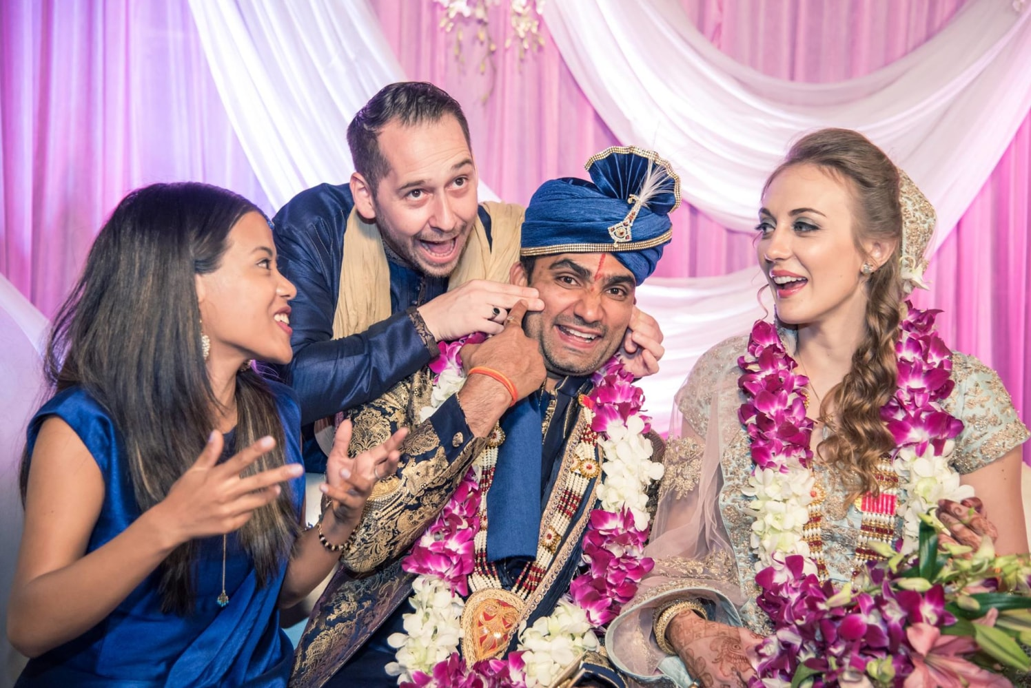 Fun moments on the stage! by Amish Photography Wedding-photography | Weddings Photos & Ideas