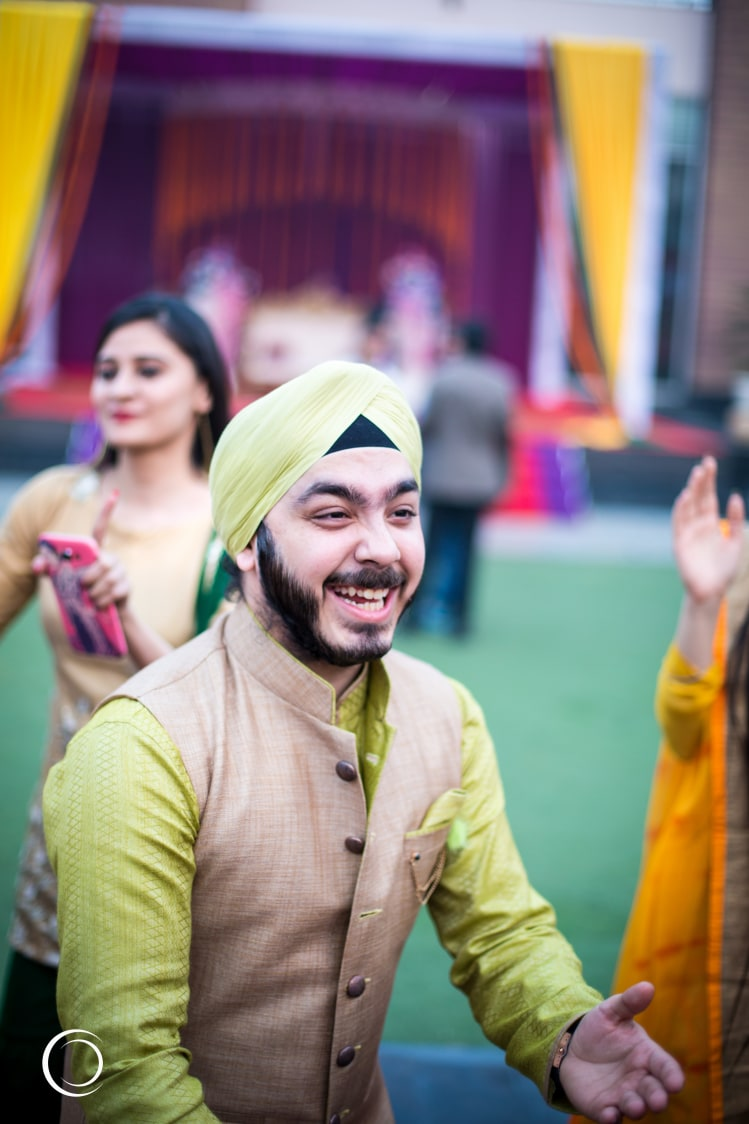 Grinning Groom by Amish Photography Wedding-photography | Weddings Photos & Ideas