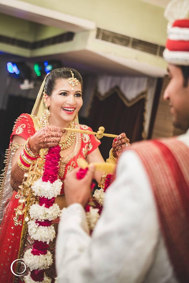 Jaimala Ceremony! by Amish Photography Wedding-photography | Weddings Photos & Ideas