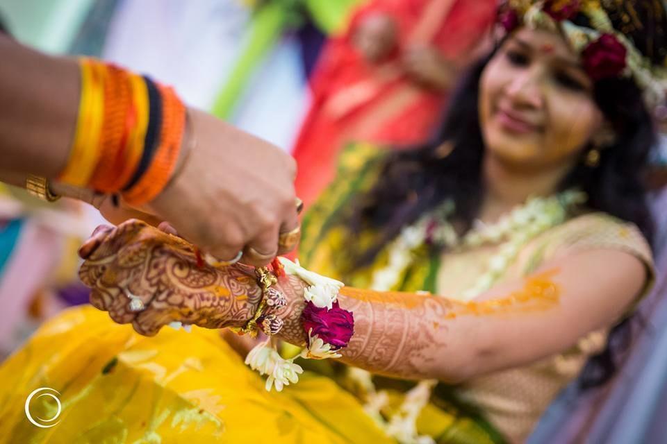 Haldi ceremonies by Amish Photography Wedding-photography | Weddings Photos & Ideas