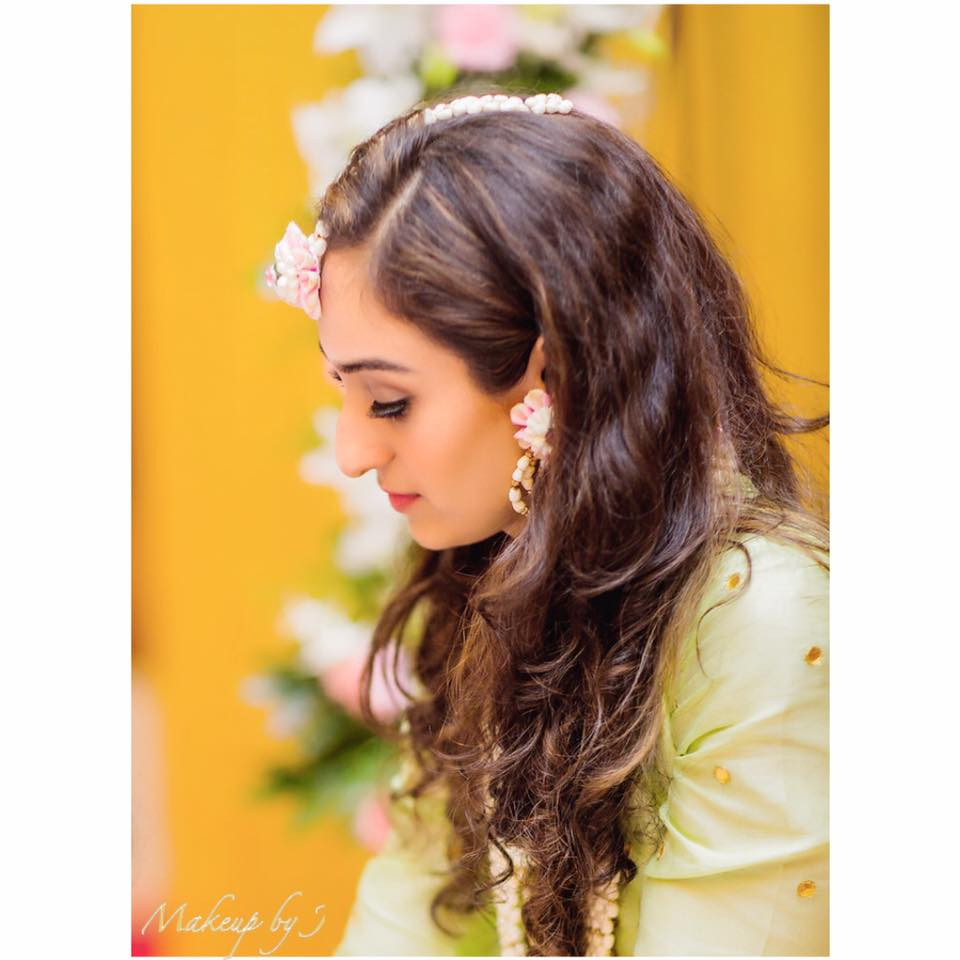 Day event look by Jhalak Parswani Bridal-makeup | Weddings Photos & Ideas