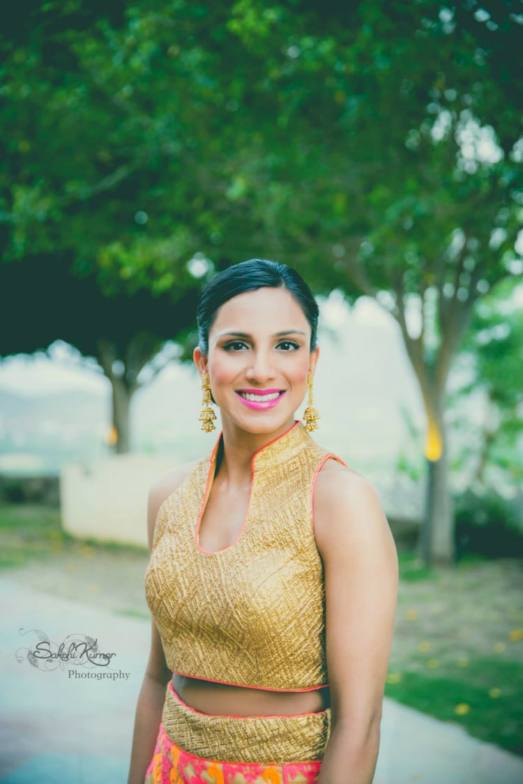 Outdoor Bridal Pre-wedding Shoot by Sakshi Kumar Wedding-photography | Weddings Photos & Ideas