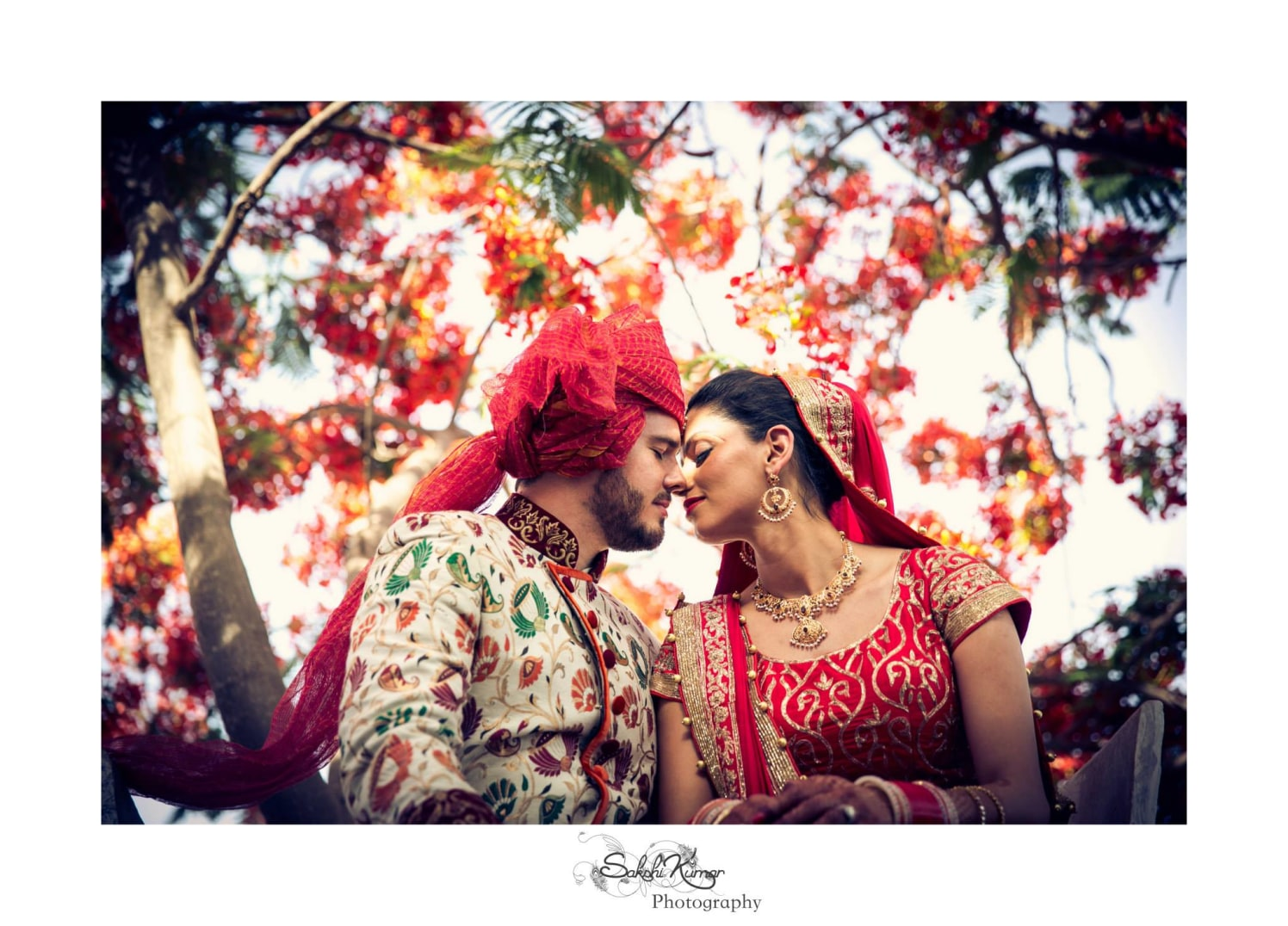 An Eye Catching Vibrant Bright-Colored  Shot Of Bridegroom by Sakshi Kumar Wedding-photography | Weddings Photos & Ideas