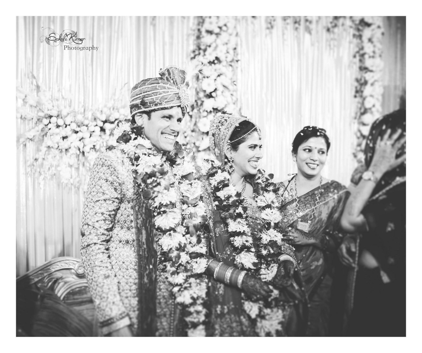 Happily Hitched! by Sakshi Kumar Photography Wedding-photography | Weddings Photos & Ideas