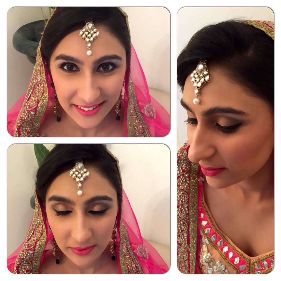 Natural Look by Amita Ahluwalia Bridal-makeup | Weddings Photos & Ideas