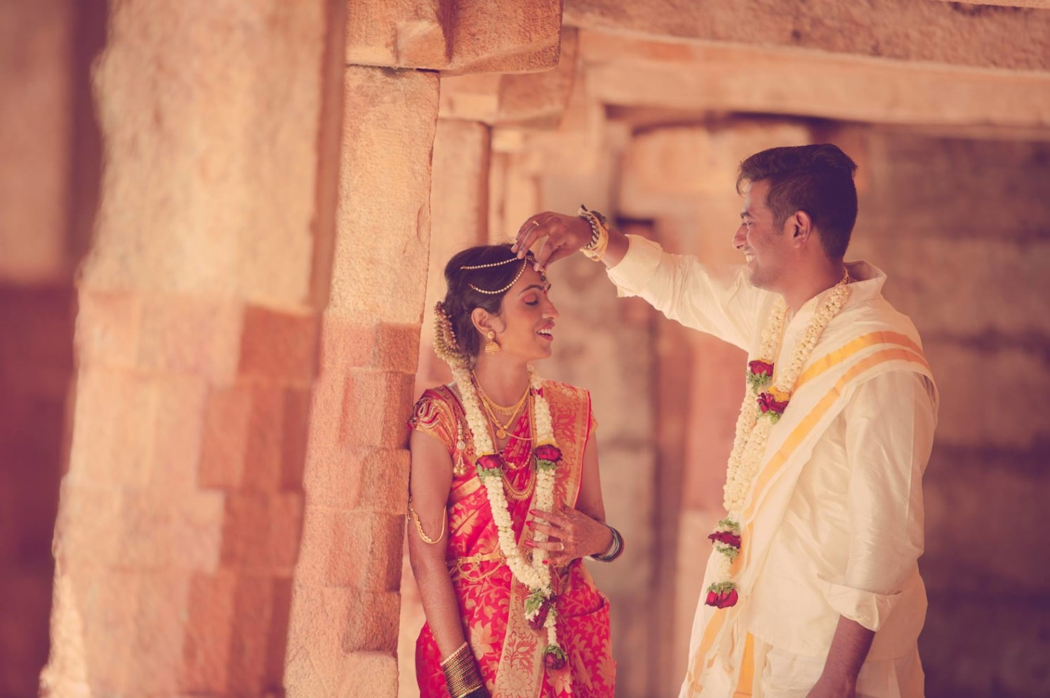 Monumental Wedding Shoot by Dushyantha Kumar C Wedding-photography | Weddings Photos & Ideas