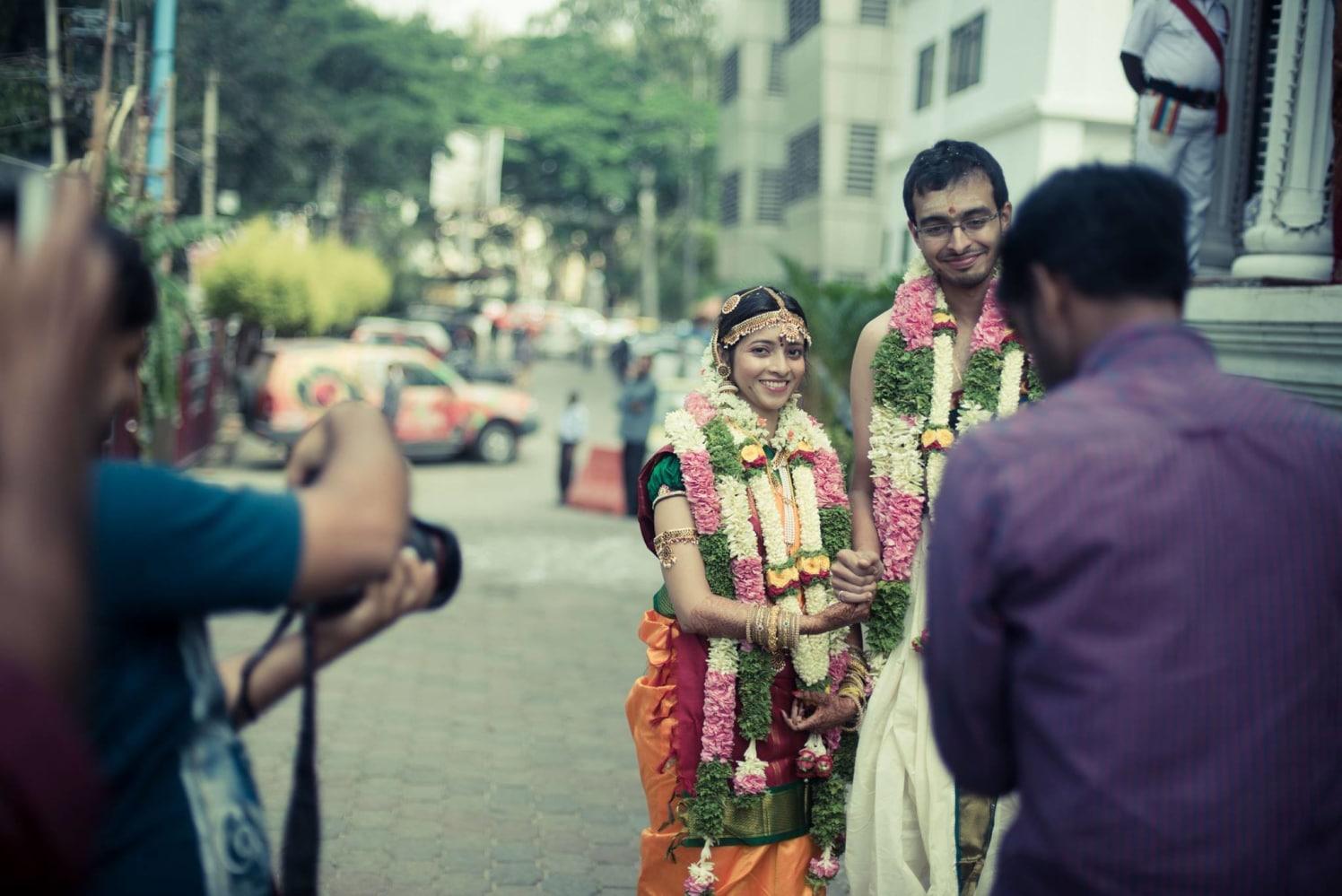 Photogenic bride by Click n' Cherish Wedding-photography | Weddings Photos & Ideas