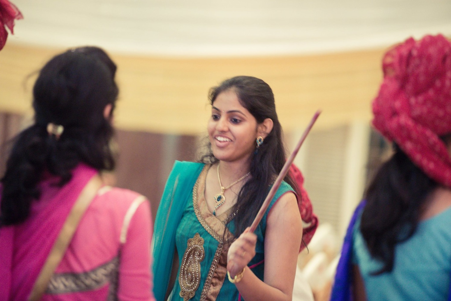 Dandiya night by Click n' Cherish Wedding-photography | Weddings Photos & Ideas