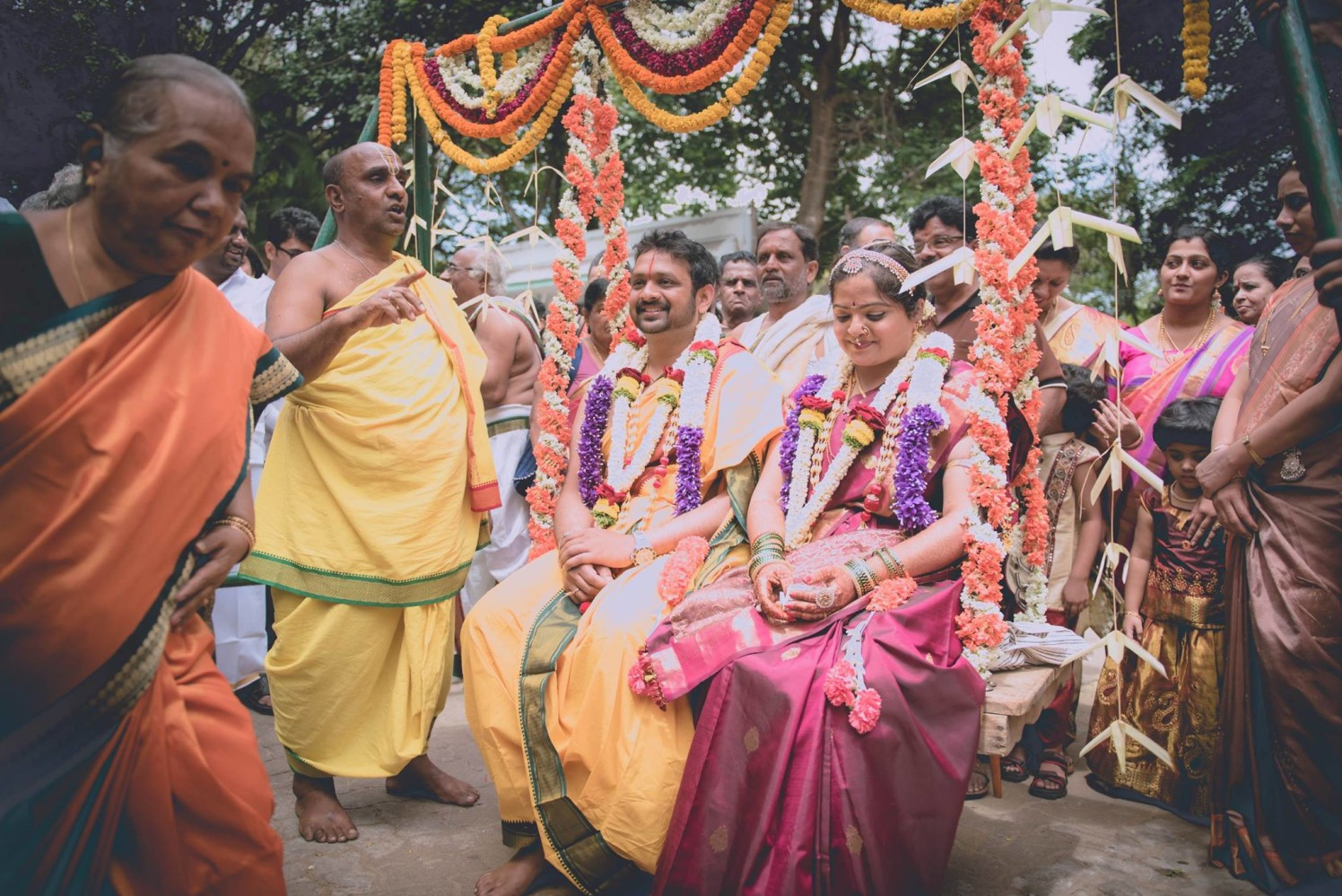 Rituals of wedding by Click n' Cherish Wedding-photography | Weddings Photos & Ideas