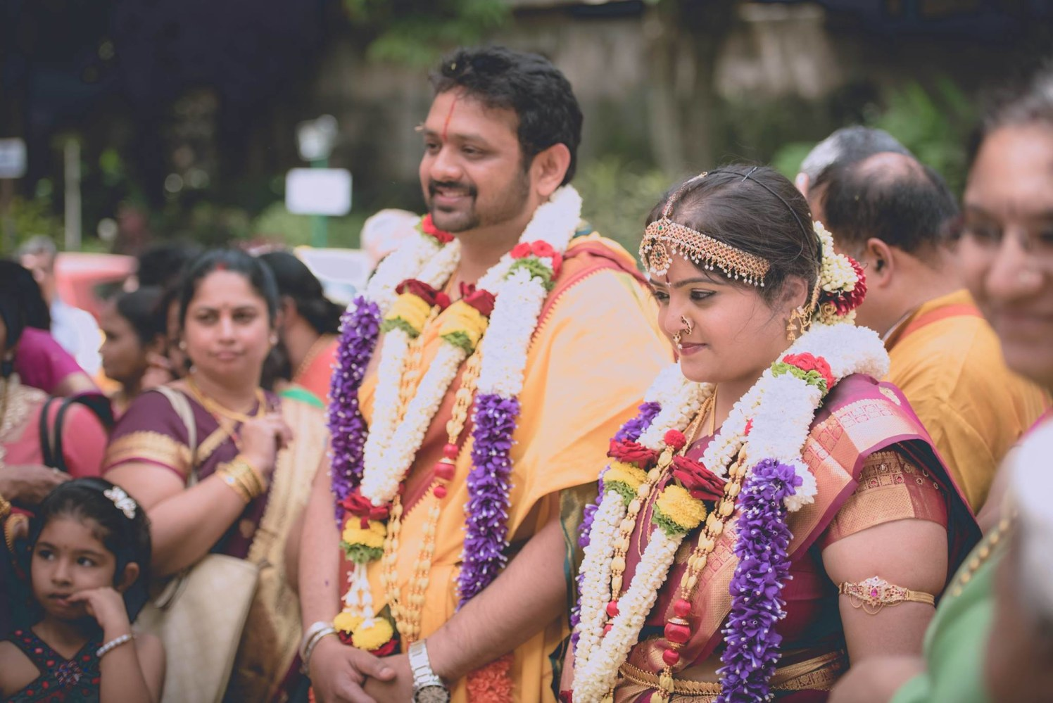 The wedding day candid shot by Click n' Cherish Wedding-photography | Weddings Photos & Ideas