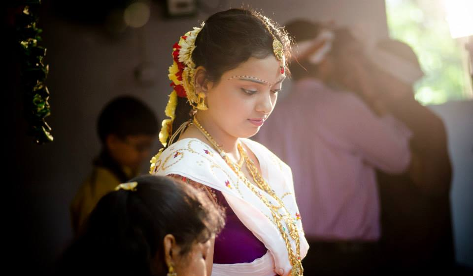 Golden beauty by Click n' Cherish Wedding-photography | Weddings Photos & Ideas