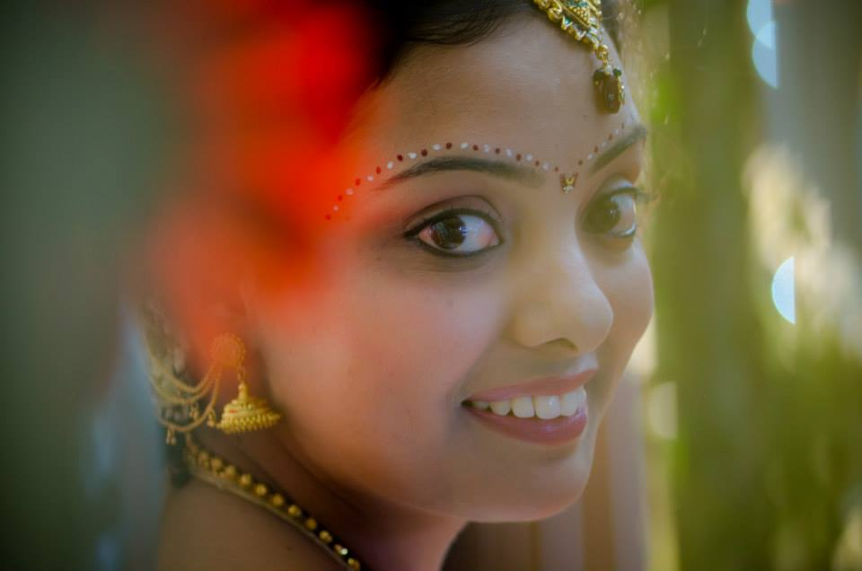 Kohled eyes by Click n' Cherish Wedding-photography | Weddings Photos & Ideas