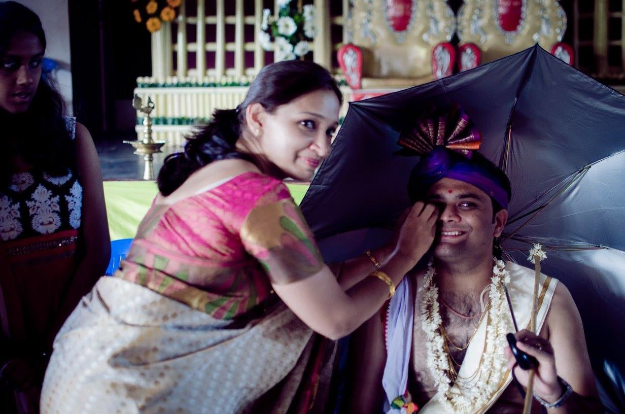Bengali wedding customs by Click n' Cherish Wedding-photography | Weddings Photos & Ideas