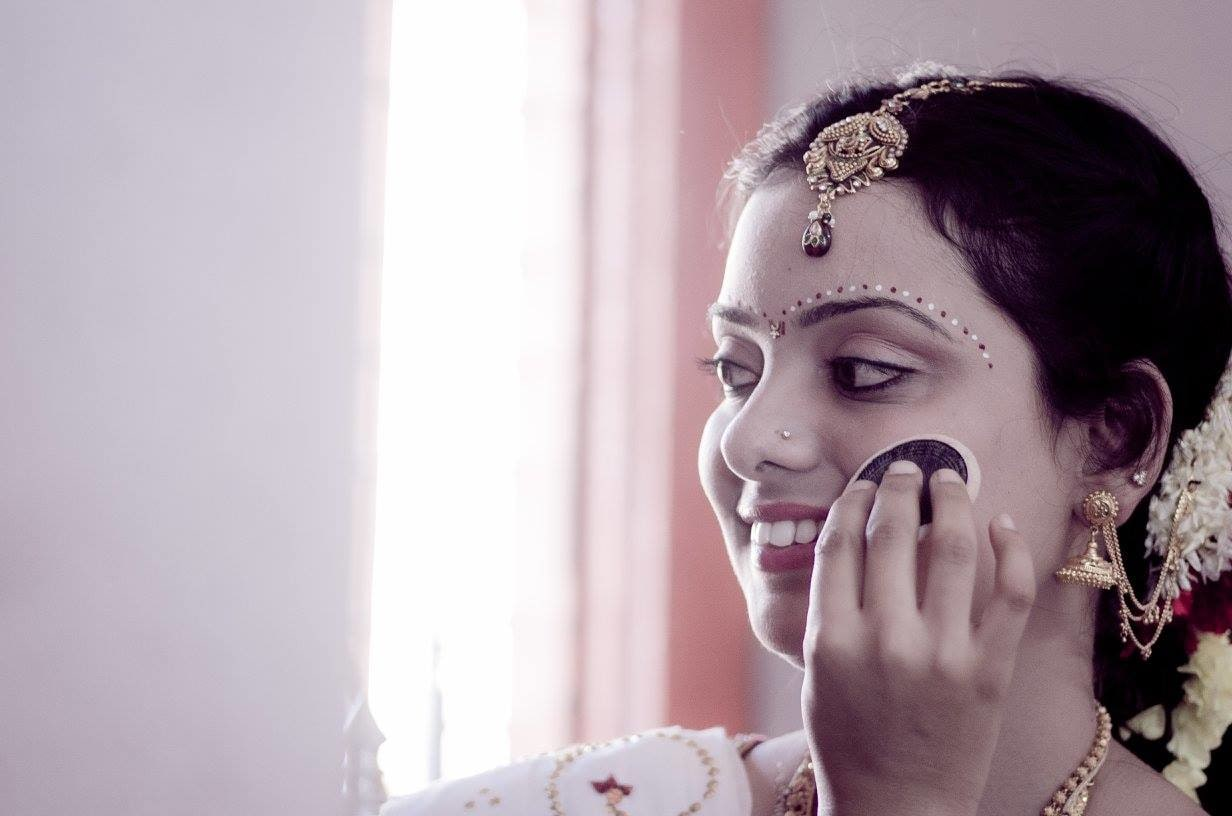 Bride's makeup game strong by Click n' Cherish Wedding-photography | Weddings Photos & Ideas