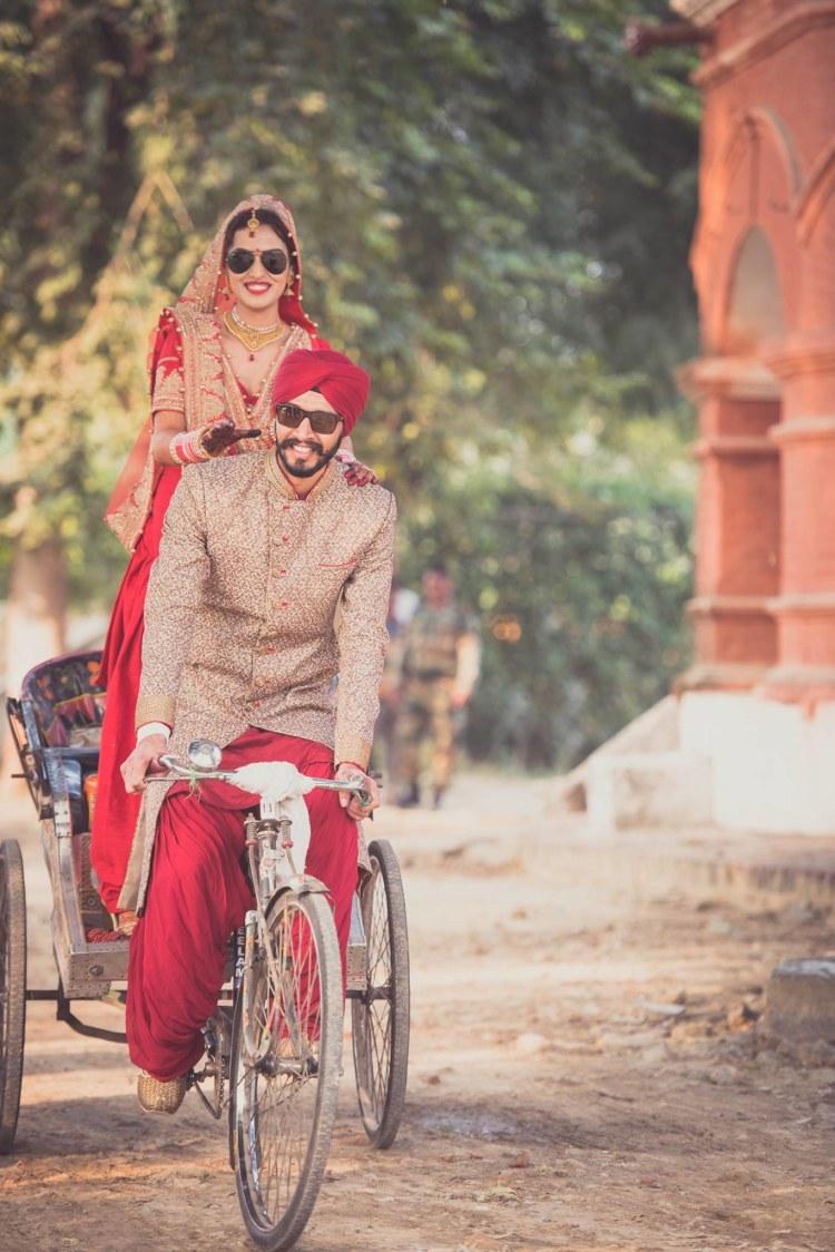 Bride and groom On Their Wedding Day by Dushyantha Kumar C Wedding-photography   Weddings Photos & Ideas