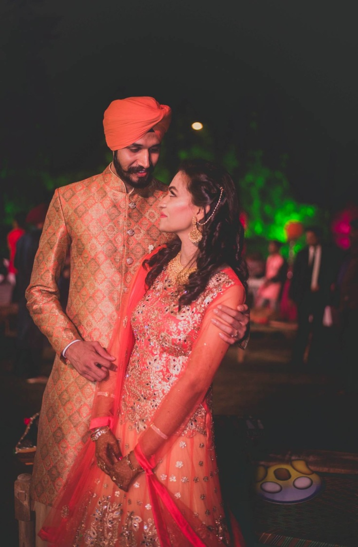 Couple At Their Wedding Reception by Dushyantha Kumar C Wedding-photography   Weddings Photos & Ideas
