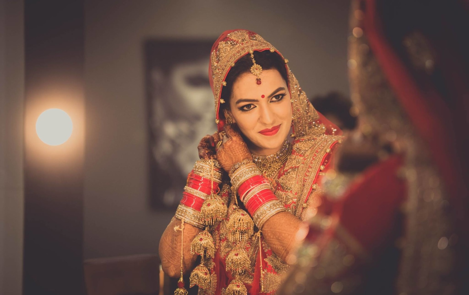 Bangles And Gold Kalires by Dushyantha Kumar C Wedding-photography | Weddings Photos & Ideas
