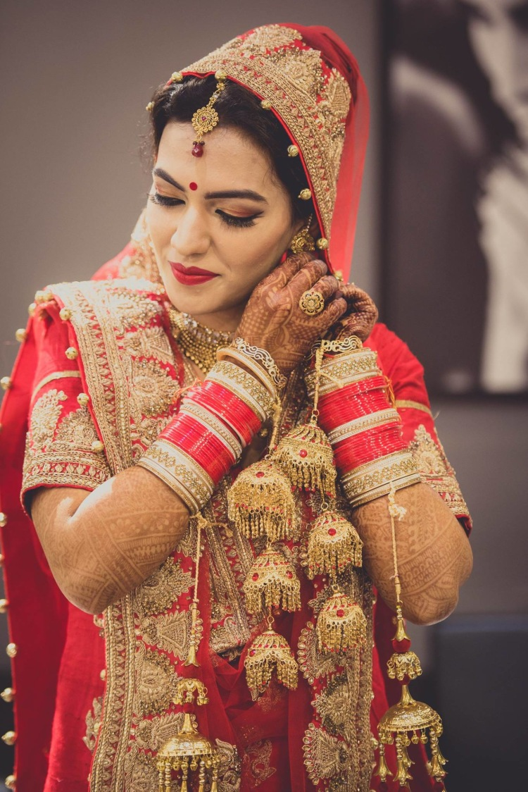 Getting Ready For My Special Day by Dushyantha Kumar C Bridal-jewellery-and-accessories | Weddings Photos & Ideas