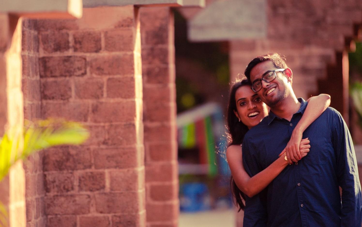 The Couple by Click n' Cherish Wedding-photography | Weddings Photos & Ideas