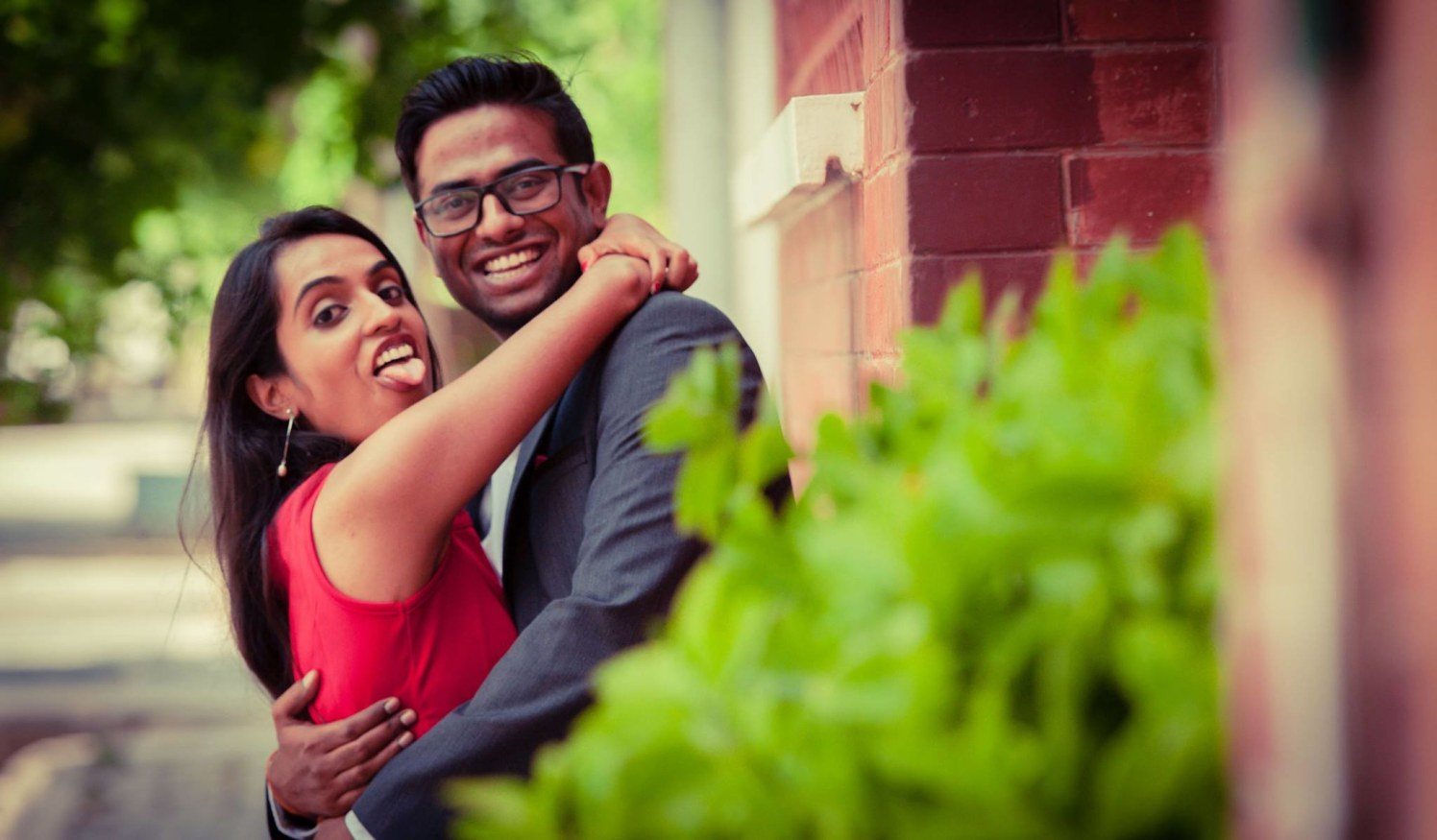 Posing by Click n' Cherish Wedding-photography | Weddings Photos & Ideas