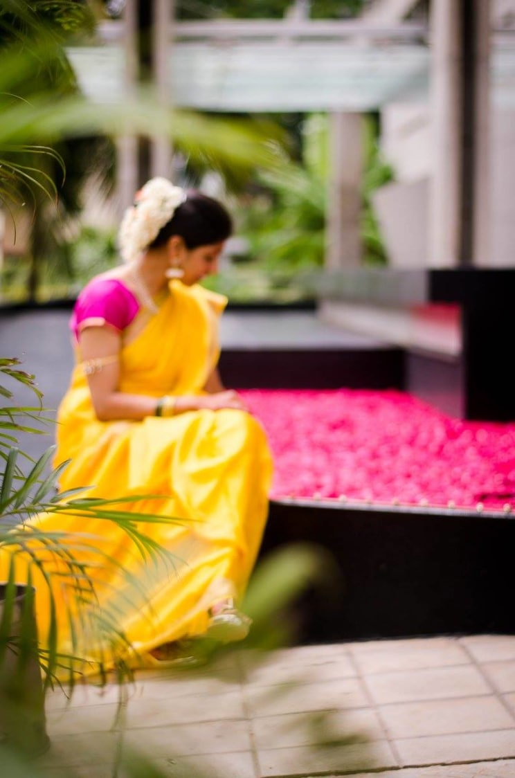 Indian bride by Click n' Cherish Wedding-photography | Weddings Photos & Ideas