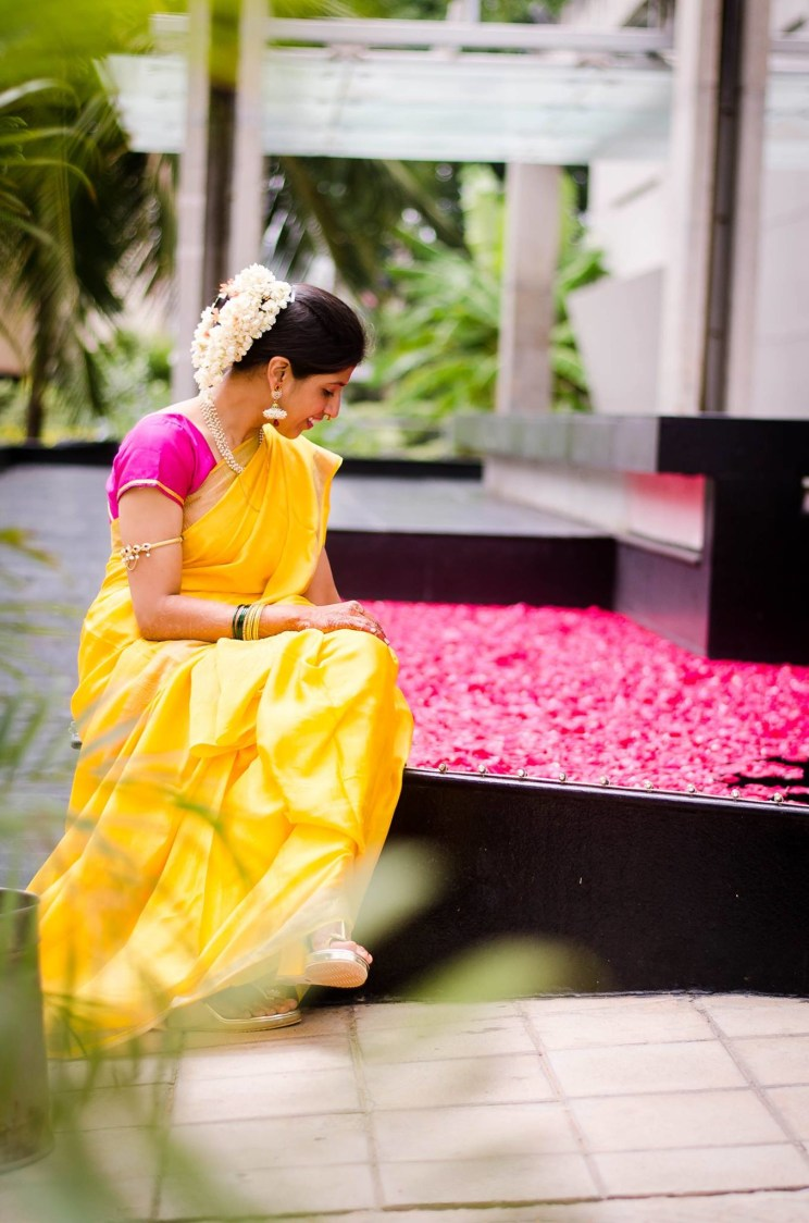 Saree inspiration by Click n' Cherish Wedding-photography | Weddings Photos & Ideas