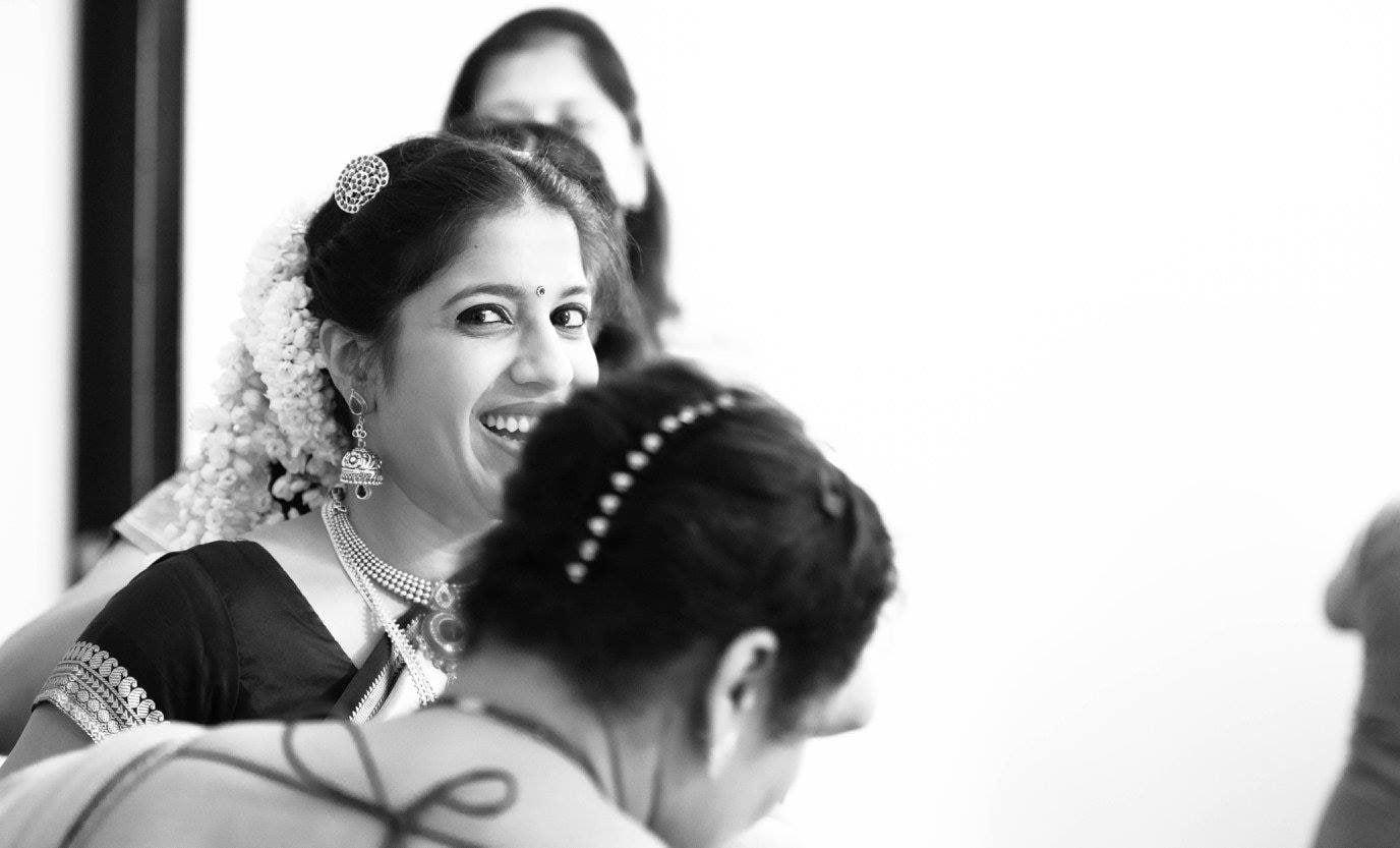 Radiant smile by Click n' Cherish Wedding-photography | Weddings Photos & Ideas