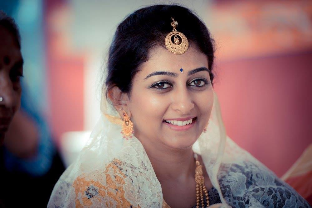 South indian bride by Click n' Cherish Wedding-photography | Weddings Photos & Ideas