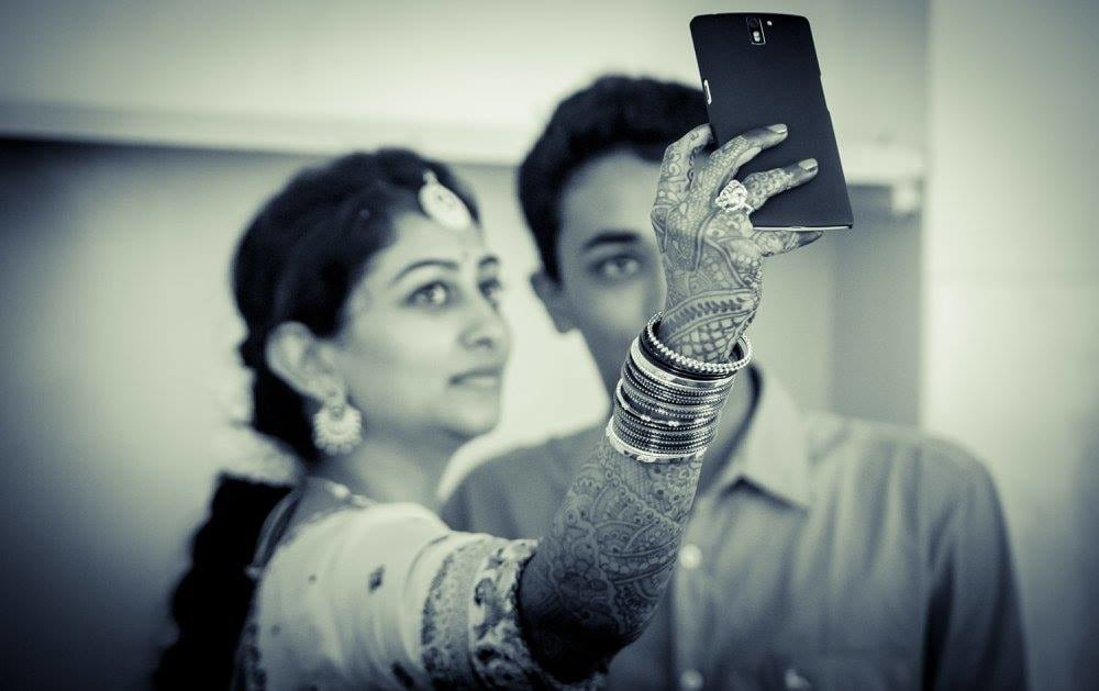 Gadget love by Click n' Cherish Wedding-photography | Weddings Photos & Ideas