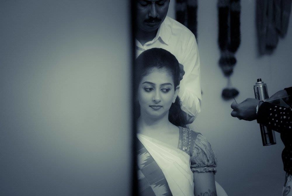 Black and white beauty by Click n' Cherish Wedding-photography   Weddings Photos & Ideas