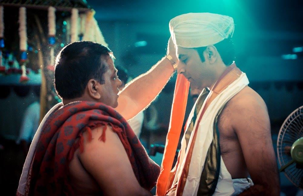 Blessings to the groom by Click n' Cherish Wedding-photography | Weddings Photos & Ideas