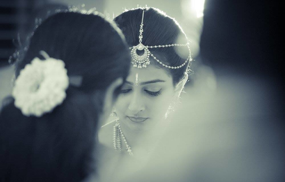 Mathapatti with chains by Click n' Cherish Wedding-photography | Weddings Photos & Ideas