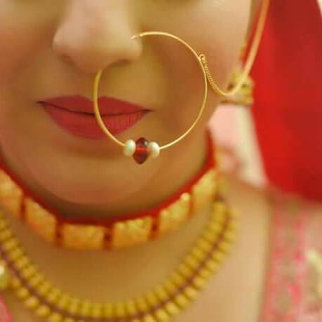 Decorous lip maquillage by Mya Dang Wedding-photography | Weddings Photos & Ideas