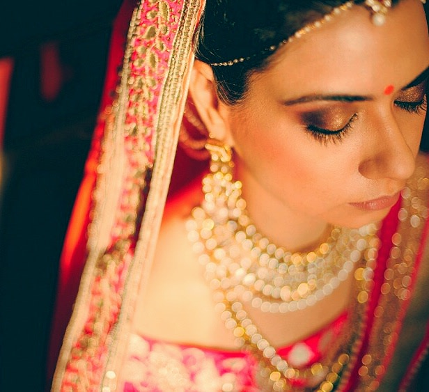 Serenity in the glance by Mya Dang Bridal-makeup | Weddings Photos & Ideas