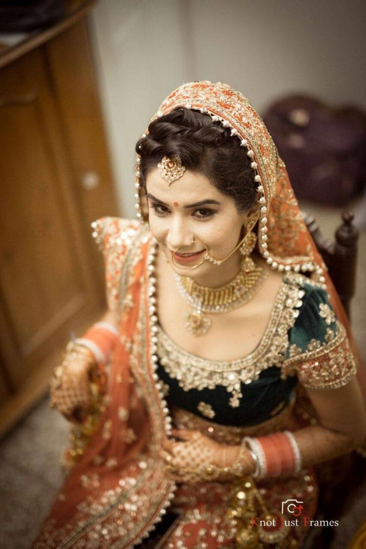 Seraphic glace of bride by Mya Dang Wedding-photography | Weddings Photos & Ideas