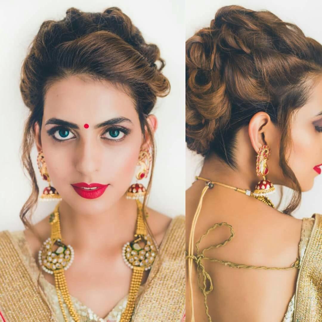 Quintessential look for Shagan by Mya Dang Bridal-makeup | Weddings Photos & Ideas