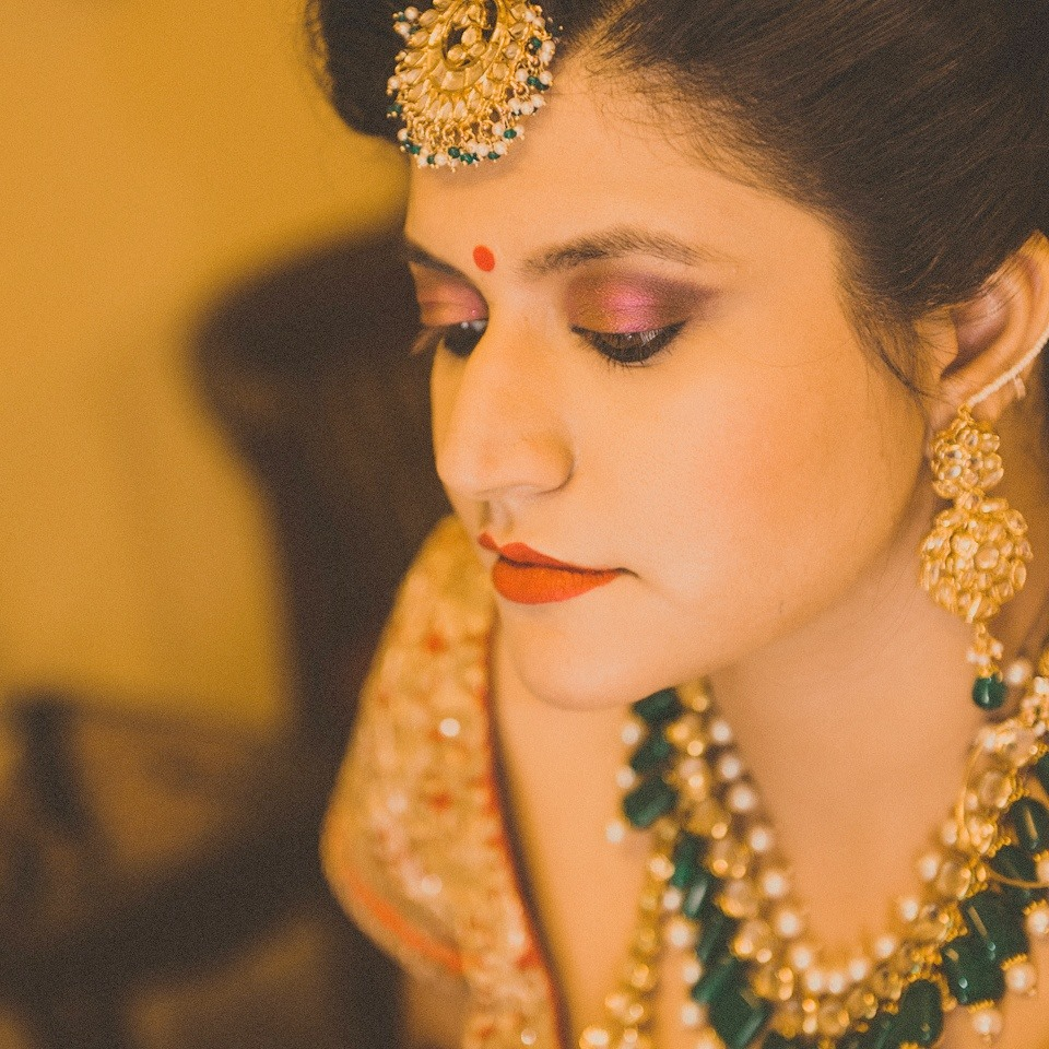 Dazzling bride by Mya Dang Bridal-makeup | Weddings Photos & Ideas