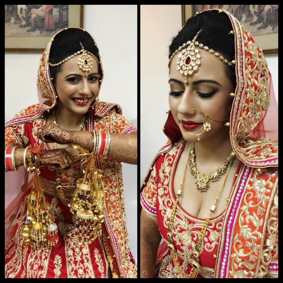 Merry Bride by Neha Puri Bridal-makeup | Weddings Photos & Ideas